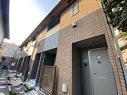 JR姫新線 姫路駅 バス20分 八代本町下車 徒歩2分の賃貸アパート