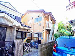 前田コーポ[2階]の外観