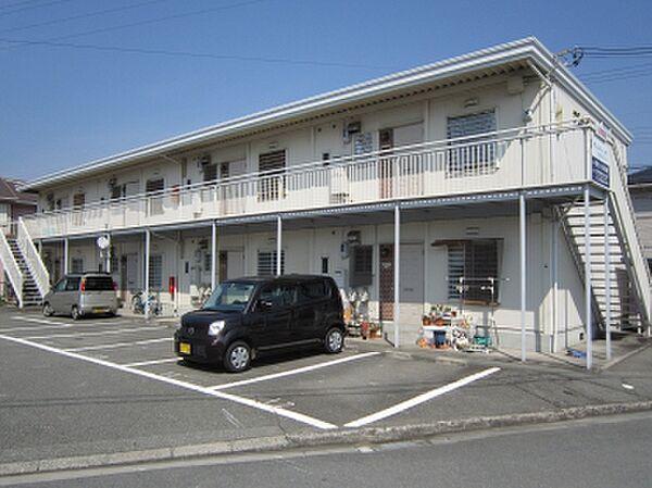 サンシティみくB 2階の賃貸【兵庫県 / 高砂市】