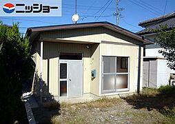 田島貸家の外観