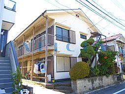 東京都江戸川区西一之江3丁目の賃貸アパートの外観