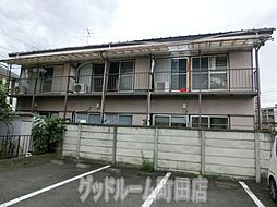 恵美荘[1階]の外観