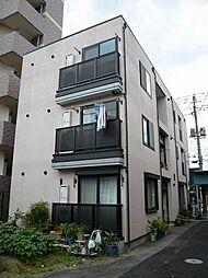 神奈川県横浜市中区本牧町1丁目の賃貸アパートの外観