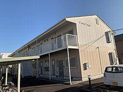 JR東海道・山陽本線 姫路駅 バス10分 平野南口下車 徒歩2分の賃貸アパート
