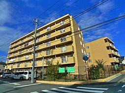 第二千代田マンション[6階]の外観