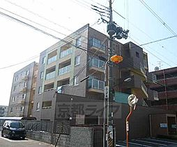 京都府京田辺市河原北口の賃貸マンションの外観