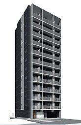 ブルースクエアー響IV[1005号室]の外観