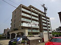 リバーズマンション築捨II[3階]の外観
