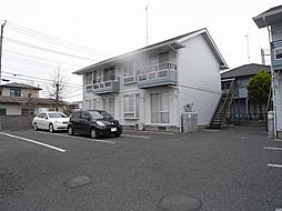 タジマハイツA[1階]の外観