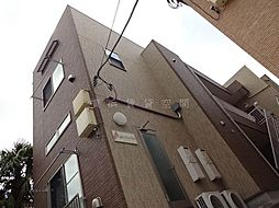 神奈川県横浜市磯子区中原1丁目の賃貸アパートの外観