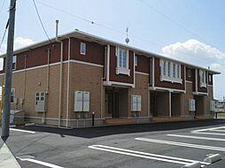 香川県綾歌郡宇多津町大字東分の賃貸アパートの外観
