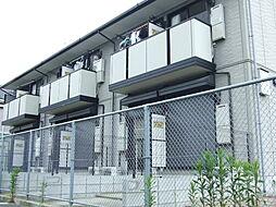 プリシェール華住[1階]の外観