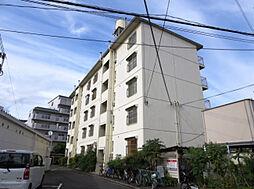 第1林マンション[5階]の外観