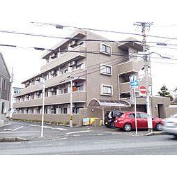 静岡県浜松市中区住吉3の賃貸マンションの外観