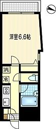 ケイハウス[6階]の間取り