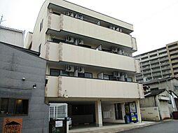 兵庫県尼崎市金楽寺町1丁目の賃貸マンションの外観