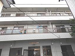 パークサイド上青木[2階]の外観