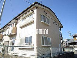 静岡県静岡市清水区能島の賃貸マンションの外観