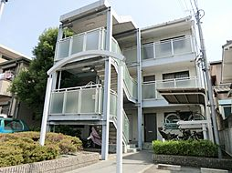 フォーレスト武庫之荘[3階]の外観