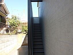グラジーエ大久保[2階]の外観