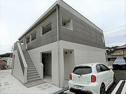 ポルトボヌール[2階]の外観