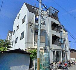 大阪府寝屋川市下木田町の賃貸マンションの外観