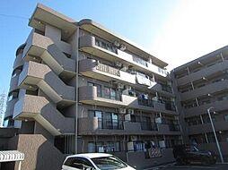 サニー・プレスキャッスルA[3階]の外観
