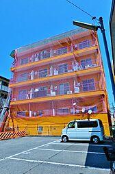セレブサンティール[4階]の外観