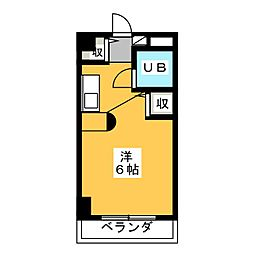 築地口駅 3.5万円