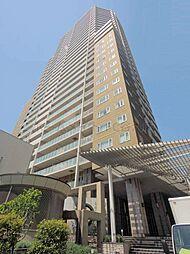 アップルタワー大阪谷町[5階]の外観