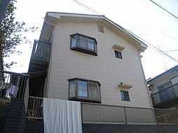 エルマーナ香住ケ丘[2階]の外観