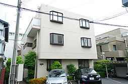 兵庫県伊丹市行基町2丁目の賃貸マンションの外観