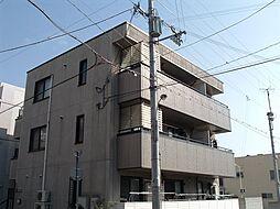 兵庫県神戸市長田区蓮宮通2丁目の賃貸アパートの外観