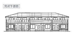アウローラ弐番館[202号室]の外観