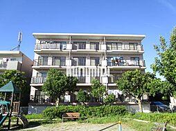 グランドパレス[3階]の外観