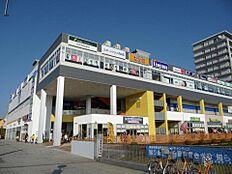 ショッピングセンターフレスポ若葉台まで4465m