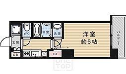 アクアプレイス京都洛南2[5階]の間取り