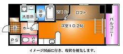 KATAYAMA BLDG20--[303号室]の間取り