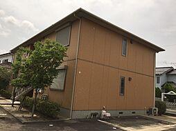 エバーグリーンC棟[201号室]の外観
