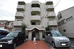 七反田ハイツA棟[4階]の外観
