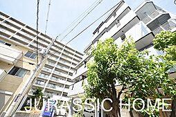 大阪府堺市北区常磐町1丁の賃貸マンションの外観