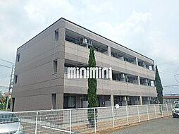 茨城県水戸市住吉町の賃貸マンションの外観