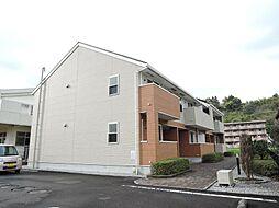 宮崎県宮崎市清武町新町1丁目の賃貸アパートの外観