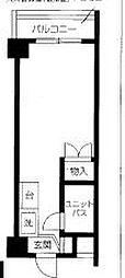 ハマ・コーポ[305号室]の間取り