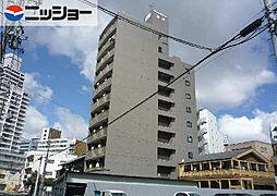 ライオンズマンション新栄 601号室[6階]の外観