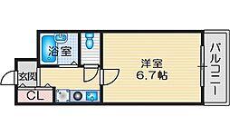 上田マンション[1階]の間取り