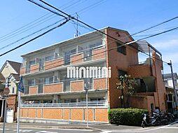 愛知県名古屋市名東区高社2の賃貸マンションの外観
