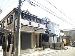 [一戸建] 大阪府茨木市南安威3丁目 の賃貸【/】の外観
