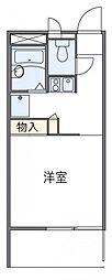 サンワ[2階]の間取り