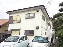 鈴木アパート(八幡野)[202号室]の外観